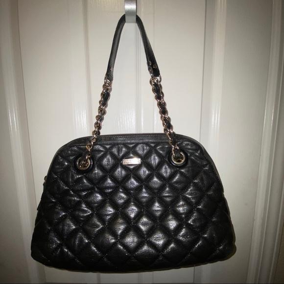 kate spade Handbags - Kate Spade Gold Coast Maryanne tote quilted bag